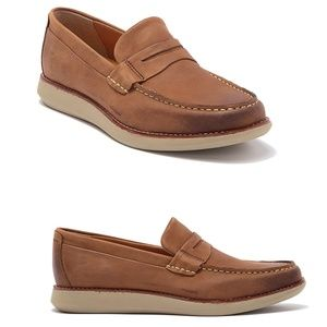 New Sperry Kennedy Round Penny Loafer Shoes